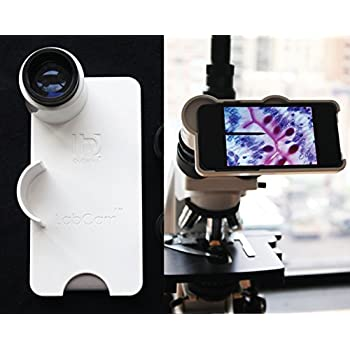 camera attachment for iphone idu labcam microscope adapter for iphone 7 8 2037