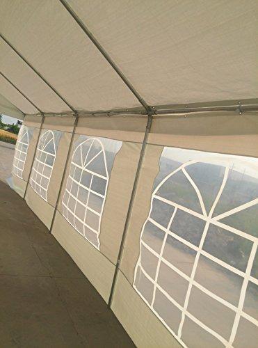 Shade Tree 20′ x 30′ Heavy Duty Event, Party, Wedding Tent, Canopy, Carport, w/Sidewalls