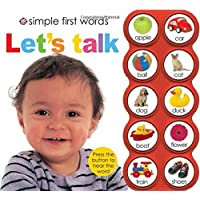 Simple First Words Let's Talk