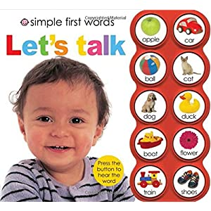 Lets Talk Simple First Words