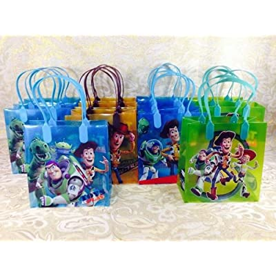 Toys Story Small Party Favor Goody Bags 36x: Toys & Games