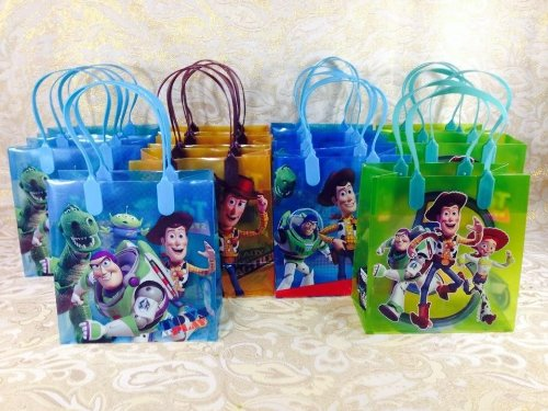 Toys Story Small Party Favor Goody Bags 36x -