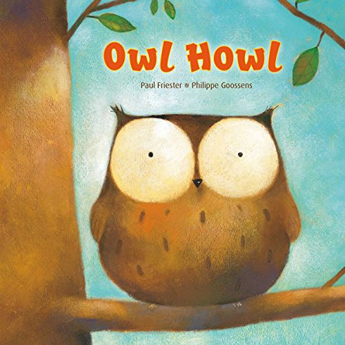 Image of Owl Howl Board Book