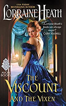 The Viscount and the Vixen by [Heath, Lorraine]