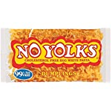 No Yolks Dumplings Kosher Pasta, 12 oz