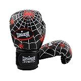 Children's Boxing Gloves Fighting/ Training gloves Muay Thai-Black