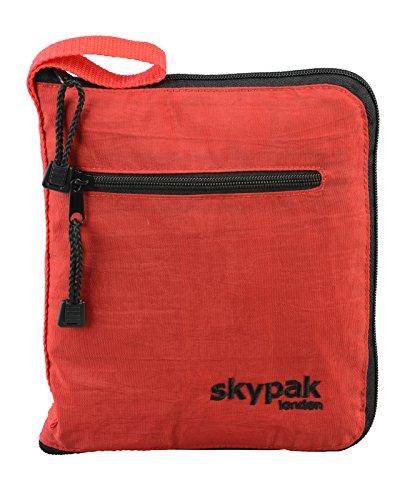 Skypak (01) 75cm Faltbare Reisetasche in rot