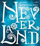 NEWS LIVE TOUR 2017 NEVERLAND(BD通常盤) [Blu-ray]