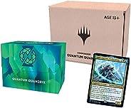 Magic The Gathering Strixhaven Commander Deck – Quantum Quandrix (Blue-Green) | Minimal Packaging Version