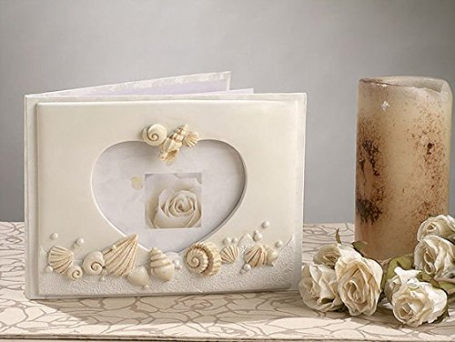 Beach Theme Wedding Guest Book product image