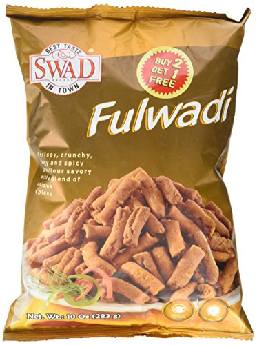 Great Bazaar Swad Fulwadi Snacks, 10 Ounce (Best Iodized Salt In India)