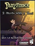 img - for Ponyfinder - It Starts With a Boat (Torn Wing Chronicle) (Volume 1) book / textbook / text book