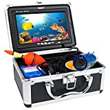BOBLOV 7 Inch 1000TVL 30m IR Fish Finder Underwater Video Fishing Camera Equipment