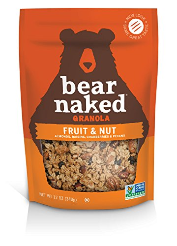 Bear Naked Fruit & Nut Granola 12 oz (Pack of 3)