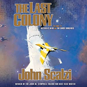 The Last Colony Audiobook