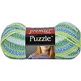 Premier Yarns Puzzle Yarn-Hidden Picture