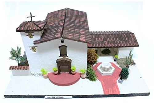- California Mission Model Kit San Jose