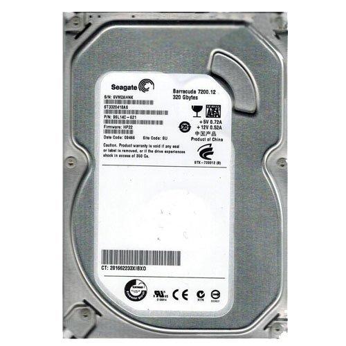 (Seagate St3320418as 320Gb 7200.12 Sata 3Gb Desktop Storage 16Mb)