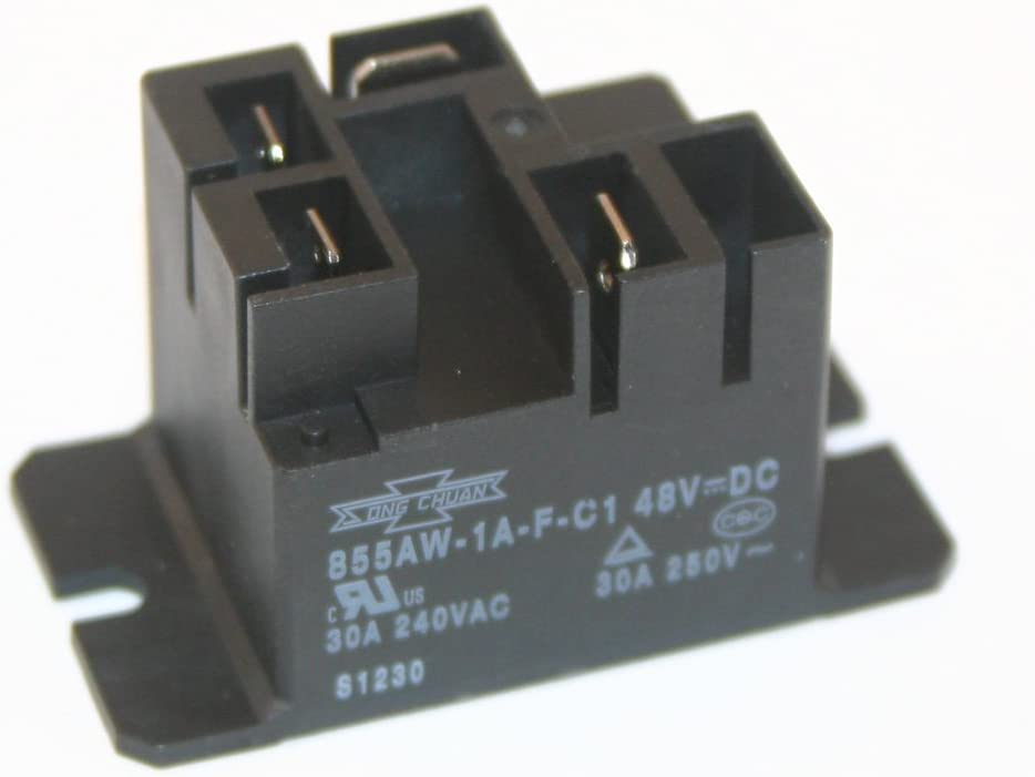 Amazon Com Club Car 1018286 01 48v Relay Powerdrive Chargers 95 Electric Riding Golf Carts Sports Outdoors