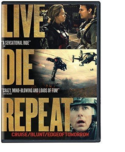 Live Die Repeat: Cruise / Blunt / Edge of Tomorrow