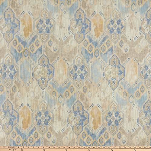 (Richloom Fabrics Prescott Bluestone, Fabric by the Yard)