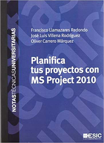 Joomla pdf descargar ebook gratis Planifica tus proyectos con MS Project 2010 (Notas técnicas universitarias) 8473567900 PDF