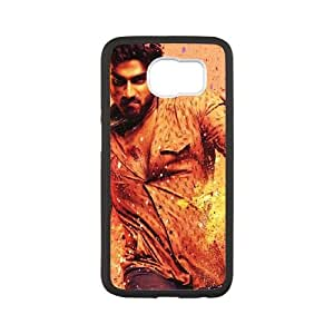 Popular And Durable Designed TPU Case With arjun kapoor in tevar 2015wide Samsung Galaxy S6 Cell Phone Case Black