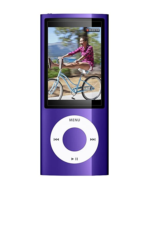 Review Apple iPod nano 8 GB Purple (5th Generation) (Discontinued by Manufacturer)