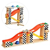 TOP BRIGHT Pound and Roll Tower for Toddlers with Hammer...