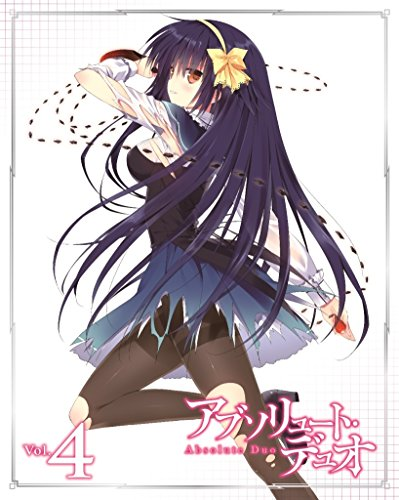 Animation - Absolute Duo Vol.4 (BD+CD) [Japan BD] ZMXZ-9914