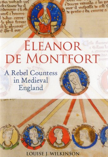 Book cover for Eleanor de Montfort