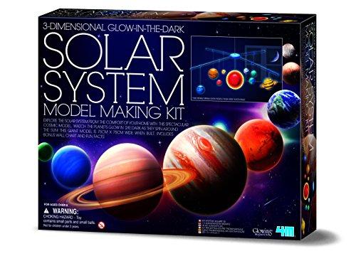 rk Solar System Mobile Making Kit ()