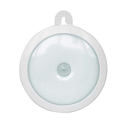 Lámpara de LED portátil PIR Sensor de movimiento de luz, portátil inalámbrico LED Lámpara PIR