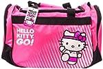 Hello Kitty Sports Bag-Hot Pink