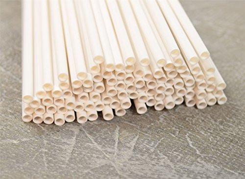 Styrene Tube - wws ABS 10 x Round 4mm Tube Plasticard Plastikard Platic Styrene