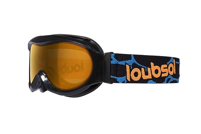 5078db580c6c00 Loubsol Etoile Masque de Ski Enfant Garçon, Noir, 4-8 Ans  Amazon.fr   Sports et Loisirs