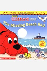 Clifford: The Missing Beach Ball Paperback