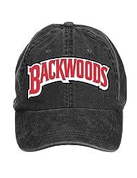 Gaojidian Backwood Cigars Cotton Six-panel Till Baseball Cap Hats Unisex