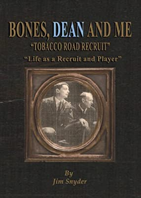 Bones, Dean and Me