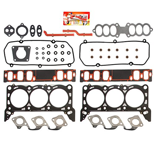 Head Cougar Cylinder Mercury (97-98 Ford Thunderbird Mustang Mercury Cougar 3.8 Head Gasket Set)