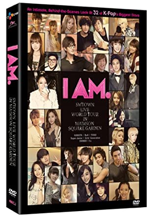 i am smtown live world tour in madison square garden