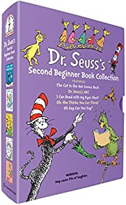 Dr. Seuss's Second Beginner Book Collection (Beginner Books