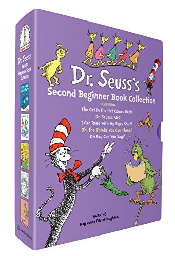 Dr. Seuss's Second Beginner Book Collection (Beginner Books(R)) -