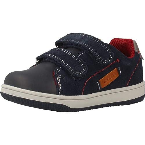 muchas opciones de vívido y de gran estilo venta outlet Zapatos Zapatos y complementos Geox B New Flick Boy B Primeros ...