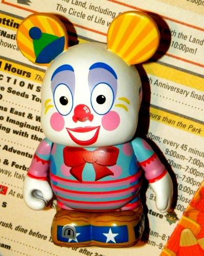 New Disney Theme Park Exclusive Park 11 Colorful Clown Paradise Pier California Adventure Vinylmation 3