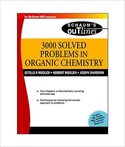 3000 Solved Problems in Organic Chemistry 1st Edition price comparison at Flipkart, Amazon, Crossword, Uread, Bookadda, Landmark, Homeshop18