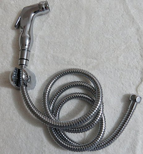 Royal Crown Handheld Shattaf Sprayer Stainless product image