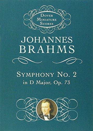 Symphony No. 2 In D Major, Op. 73 (Dover Miniature Music Scores)