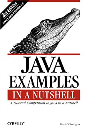 Java Examples in a Nutshell: A Tutorial Companion to Java