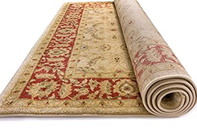 Turkish Antique Royalty Design Lotto Red Carpet Soft Eclectic Modern and Classic Interiors Oriental